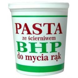 Pasta BHP ze ścierniwem