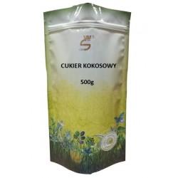 CUKIER KOKOSOWY  /500g/