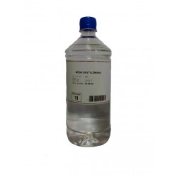 DESTILLED WATER 1L