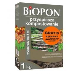 BIOPON-KOMPOSTER 1KG+...