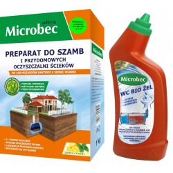 MICROBEC FOR SEPTIC TANKS...