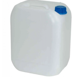 CANISTER WITH NUT PE /20l /